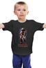 """Детская футболка классическая унисекс """"Железный человек  """" - железный человек, iron man"""