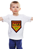 "Детская футболка ""Kiss Army"" - kiss, kiss army, кисс"