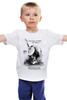 "Детская футболка классическая унисекс ""Nirvana"" - nirvana, kurt cobain, курт кобейн"
