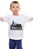 "Детская футболка ""Fast & Furious / Форсаж"" - авто, форсаж, тачки, kinoart, пол уокер"