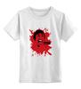"""Детская футболка классическая унисекс """"Психо (Психоз)"""" - psycho, псих, психо, психоз, хичкок"""