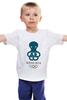 "Детская футболка ""Сочи 2014"" - олимпиада, сочи, sochi, olympics"