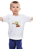 """Детская футболка классическая унисекс """"Erotic"""" - девушке, ф1"""