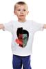 """Детская футболка классическая унисекс """" Fight Club Taler 2 Face"""" - бойцовский клуб, fight club"""
