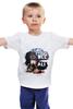"""Детская футболка """"""""Порхай, как бабочка..."""" Али """" - бокс, muhammad ali, боксёр, легенды, мохаммед али"""