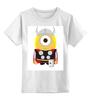 """Детская футболка классическая унисекс """"Миньоны Minions"""" - миньоны, тор, minions, minion"""