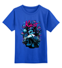 "Детская футболка классическая унисекс ""Марио (Mario)"" - nintendo, марио, mario bros"