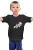 "Детская футболка ""A merry Derpy"" - mlp, my little pony, x-mas"