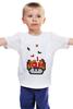 """Детская футболка """"Гриб из Марио (Тетрис)"""" - mario, марио, tetris, тетрис"""