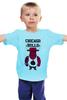 """Детская футболка """"Chicago Bulls"""" - баскетбол, bulls, бык, chicago bulls, чикаго буллз"""