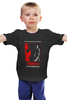 "Детская футболка ""Friday 13"" - jason, пятница 13-е, джейсон, friday the 13th, kinoart"