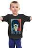 "Детская футболка ""Булки (Тина Белчер)"" - obey, закусочная боба, bobs burgers, butts, тина белчер"