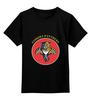 """Детская футболка классическая унисекс """"Флорида Пантерс"""" - хоккей, nhl, нхл, florida panthers, флорида пантерс"""