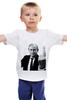 """Детская футболка классическая унисекс """"Владимир Владимирович Путин"""" - владимир, путин, президент, putin, vladimir, pootin"""