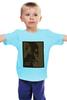 """Детская футболка классическая унисекс """"Daft punk            """" - музыка, daft punk, футуризм"""