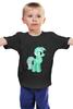 """Детская футболка классическая унисекс """"Lyra Heartstrings"""" - pony, mlp, magic, lyra"""