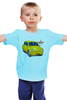 """Детская футболка """"Запорожец"""" - ретро, запорожец"""