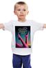 """Детская футболка классическая унисекс """"Врожденный порок / Inherent Vice"""" - кино, фильм, постер, inherent vice, врожденный порок"""