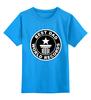"""Детская футболка классическая унисекс """"Best Dad (Лучший отец)"""" - папа, отец, dad, батя, папуля"""
