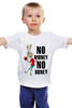 """Детская футболка """"No money No honey"""" - винни пух, no money no honey"""