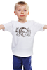 "Детская футболка ""Тарантино"" - кино, черно-белые, tarantino, тарантино"