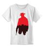 """Детская футболка классическая унисекс """"Джанго (Django)"""" - django, tarantino, тарантино, джанго"""
