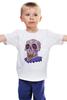 """Детская футболка """"Zombie art"""" - skull, череп, zombie, зомби, арт дизайн"""