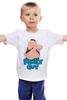 """Детская футболка """"Гриффины"""" - мульт, family guy, гриффины, питер гриффин"""