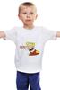 """Детская футболка """"Erotic"""" - прикол, ф1"""
