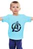 """Детская футболка классическая унисекс """"Мстители: Эра Альтрона"""" - мстители, avengers, тор, мстители халк"""