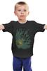 """Детская футболка классическая унисекс """"Ходячие Мертвецы (The Walking Dead)"""" - zombie, зомби, ходячие мертвецы, the walking dead"""