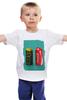 """Детская футболка классическая унисекс """"Whisky Cola"""" - арт, поп арт, юмор, виски, выделись из толпы, кола"""
