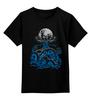 """Детская футболка классическая унисекс """"Зов Ктулху"""" - cthulhu, lovecraft, ктулху, лавкрафт, осьминог"""