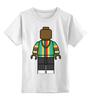 """Детская футболка классическая унисекс """"The Notorious B.I.G."""" - biggie smalls"""