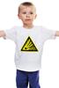 """Детская футболка """"взрывоопасность"""" - взрывоопасность, explosive"""
