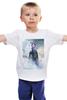 """Детская футболка """"The Hunge Games / Голодные Игры"""" - девушки, голодные игры, kinoart, hunge games, дженнифер лоуренс"""