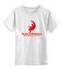"Детская футболка классическая унисекс ""ScreamWorks (Freddy Krueger)"" - пародия, фредди крюгер, freddy krueger"