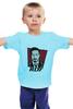 """Детская футболка классическая унисекс """"Роберт Дауни"""" - iron man, kfc, роберт дауни, robert downey jr"""