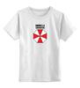 """Детская футболка классическая унисекс """"Umbrella"""" - обитель зла, resident evil, umbrella"""