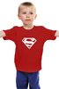 "Детская футболка ""Супермен"" - супер, supermen, s"