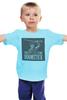 """Детская футболка классическая унисекс """"Evil Dead / Зловещие Мертвецы"""" - зомби, афиша, kinoart, зловещие мертвецы"""