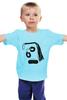 """Детская футболка классическая унисекс """"50 оттенков серого (Fifty Shades of Grey)"""" - наручники, ролевые игры, 50 оттенков серого, плетка, садо-мазо"""