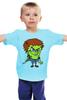 "Детская футболка ""Chucky Killer"" - убийца, spongebob, чаки, chucky"