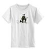 """Детская футболка классическая унисекс """"Эпизод 1 - Воробей"""" - сталкер, тёмная душа"""