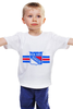 "Детская футболка ""Нью-Йорк Рейнджерс"" - хоккей, nhl, нхл, rangers, нью-йорк рейнджерс"