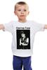 """Детская футболка """"Сектор Газа"""" - punk, панк, russian rock, сектор газа, юра хой, клинских"""