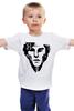"""Детская футболка классическая унисекс """"SHERLOCK"""" - сериал, sherlock, шерлок, benedict cumberbatch, камбербэт"""