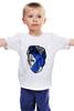 """Детская футболка классическая унисекс """"Доктор Кто (Doctor Who)"""" - doctor who, tardis, доктор кто, тардис, time lord"""