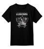 "Детская футболка классическая унисекс ""Scorpions - Return to forever"" - 50, tour, тур, scorpions, aniversary"
