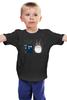 """Детская футболка """"Вперёд Тоторо"""" - аниме, доктор кто, тардис, мой сосед тоторо"""
